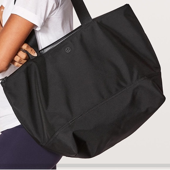 fc93a54cd71 lululemon athletica Bags | Lululemon The Fundamental Tote 22l Nwt ...